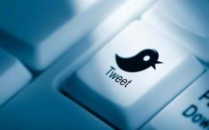 message twitter